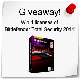 Win Bitdefender Total Security 2014