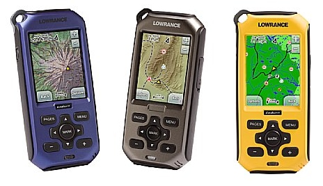 Lowrance Endura Handheld GPS Unit for Outdoor Use