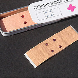 Stylish Bling Band Aid with Swarovski Crystals