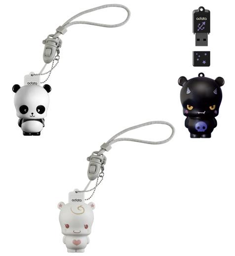 a-data-bear-usb-flash-drives
