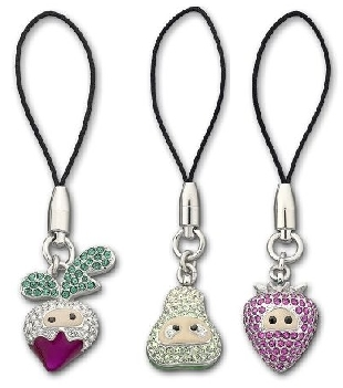 swarovski-cell-phone-charms-in-the-super-nature-collection