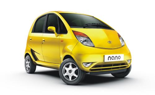 write around the murray nano car