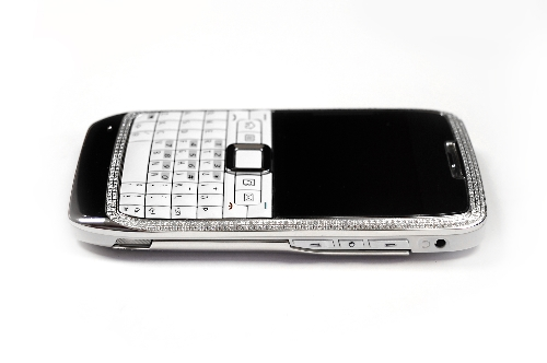 nokia-e71-white-diamond-encrusted-luxury-cell-phone-2