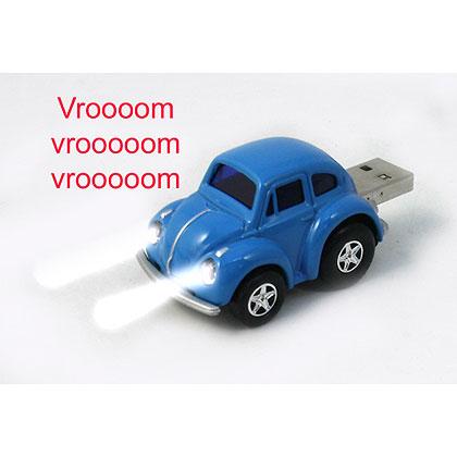 ladies 39 gadgetsvolkswagen beetle shaped usb flash drive. Black Bedroom Furniture Sets. Home Design Ideas