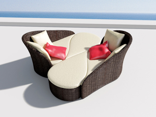 Fiore Sofa Inspired by Flowers (6)