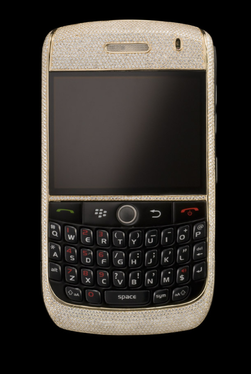 World's Most Expensive BlackBerry Comes From Amosu (2)