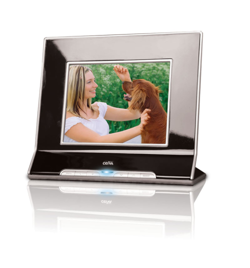 1 CEIVA Pro 80 Digital Photo Frame (5)