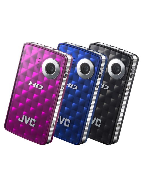 JVC GC-FM1 Picsio Pocketable HD Camcorder Takes 8MP Photos (2)