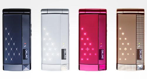 Docomo STYLE series Featuring Magic Illumination, Perfume Holder and Chocolate-Like Design (4)