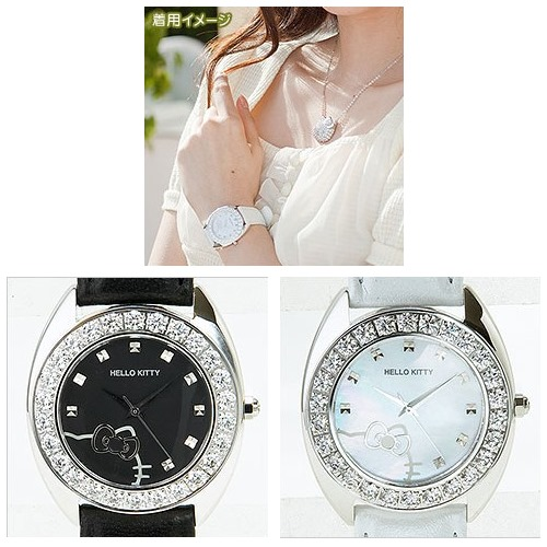 Hello Kitty Enlightened Swarovski Elements Watch