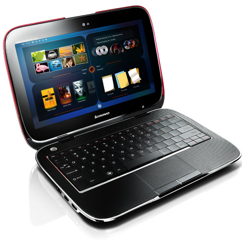 Lenovo IdeaPad U1 Notebook With Detachable Display