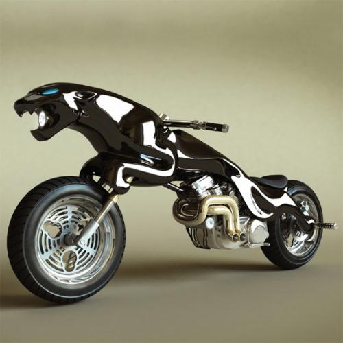 Экзотические мотоциклы