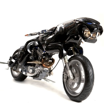 Motorcycle Design Concepts by Barend Massow Hemmes