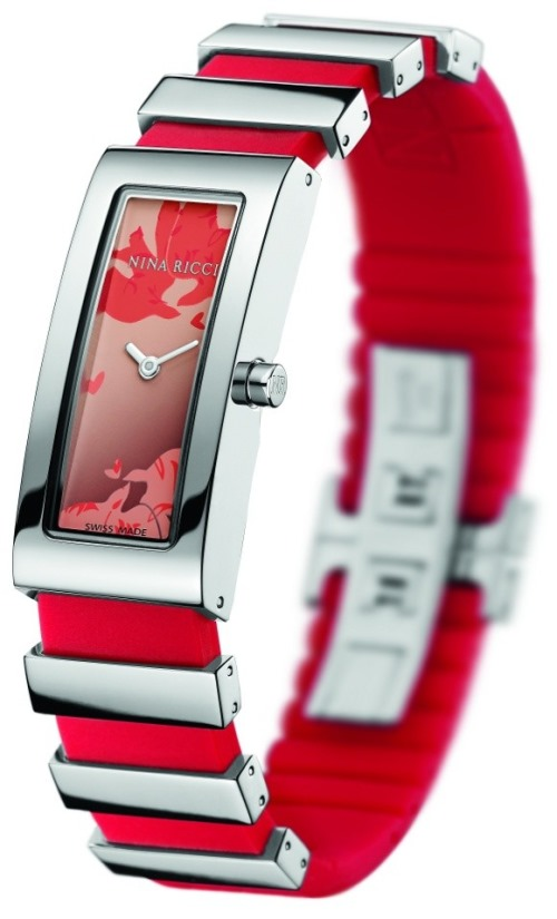 Nina Ricci N029 Watch Series and the Valentines Day Edition