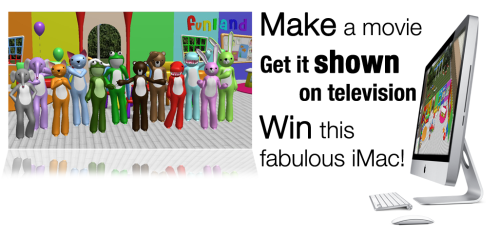 How to Win an Apple iMac With Kids Movies You Make