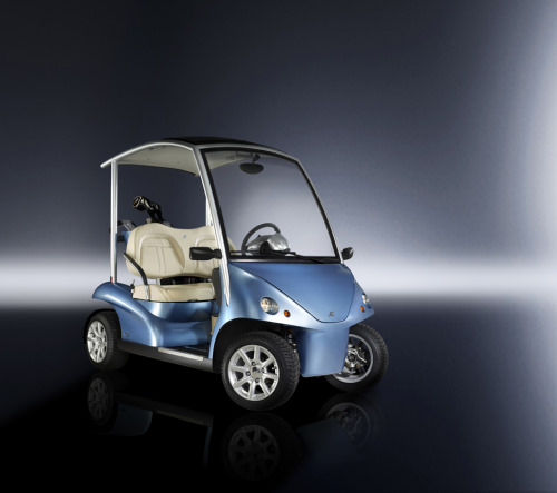 New Garia LSV Electric Car to be Unveiled at The Geneva International Motor Show
