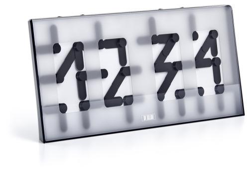 Segmentus Clock by Artemy Lebedev Studio