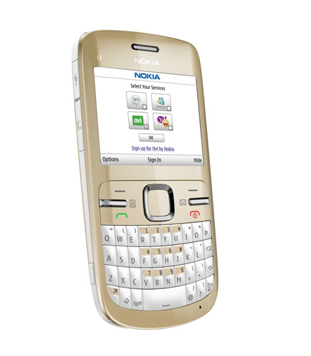 sizzling hot download nokia c3