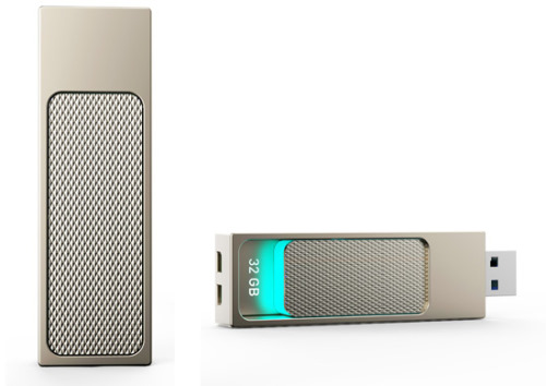 Lunar Introduces Highly-Secure USB Flash Drive