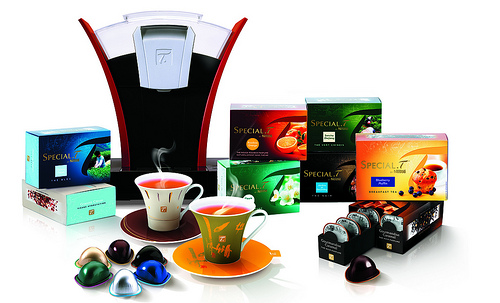 Nestle Special T Tea Brewing Machine