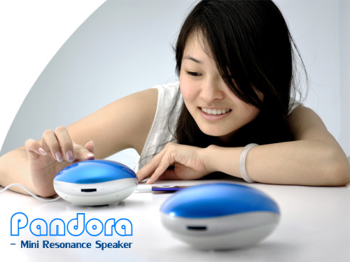 Pandora Resonance Speaker