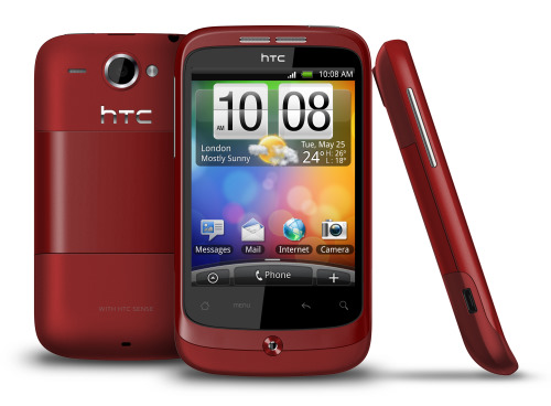 Wildfire - The Latest HTC Phone Using Android