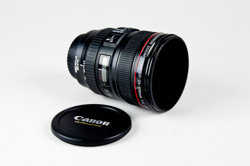 The Camera Lens Mug is a Really Unique Coffee Mug