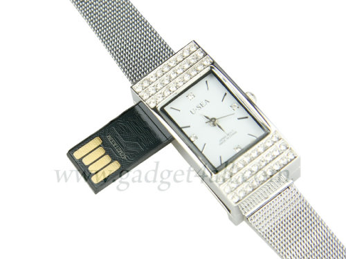 Elegant Watch USB Flash Drive