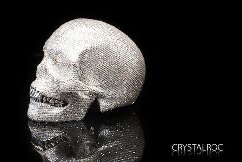 CrystalRoc Signature Skull