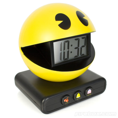 Ladies 39 Gadgetsfunny Alarm Clock Looks And Sounds Like Pac