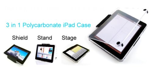 InnoPocket Transformer Clear Case for the iPad