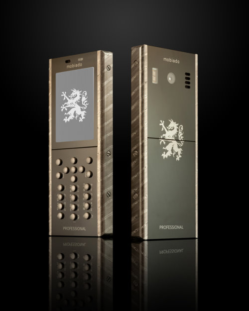 The new Mobiado 105 Damascus 