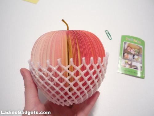 D Bros Apple Memo Pad Review