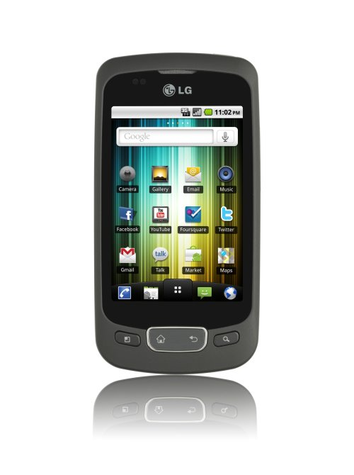 LG Optimus One With Android Froyo Top Choice for Your First Smartphone
