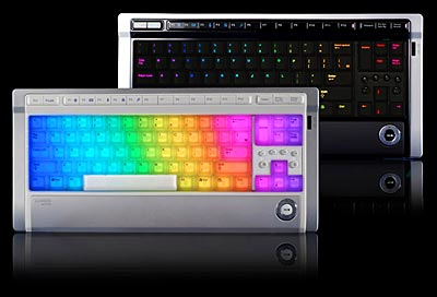 Luxeed U7 LED Keyboard