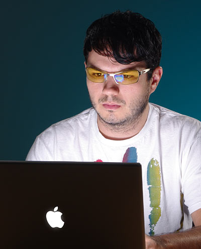 ThinkGeek Gunnar Computer Glasses