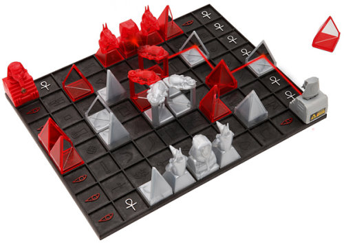 ThinkGeek Khet 2 Laser Board Game