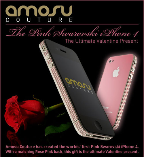 Amosu Couture Pink Collection With Exclusive Valentines Day Gift Ideas