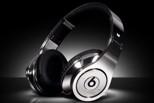 Beats by Dre Chrome Edition From Colorware