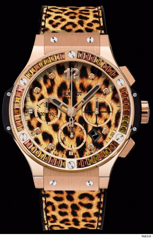 Hublot Big Bang Leopard Watch