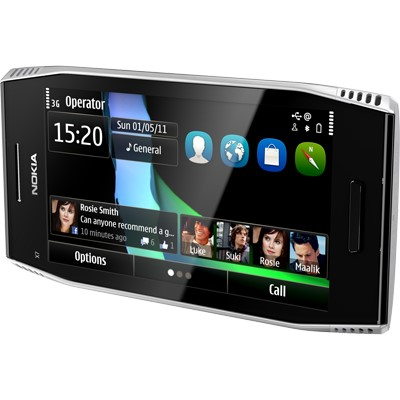 Nokia X7 An Eye Catching Symbian Smartphone for Mobile Entertainment