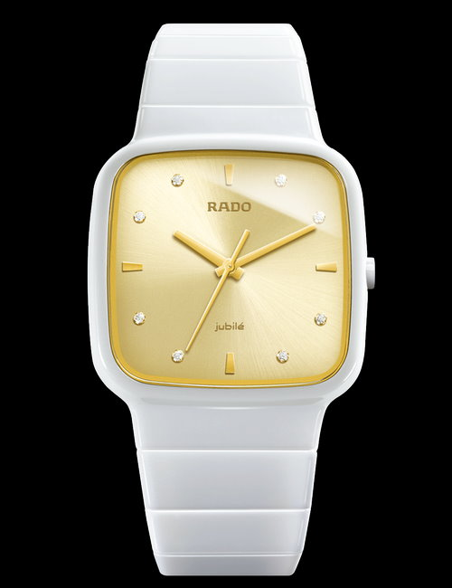 Rado r5.5 Jubile White Watch