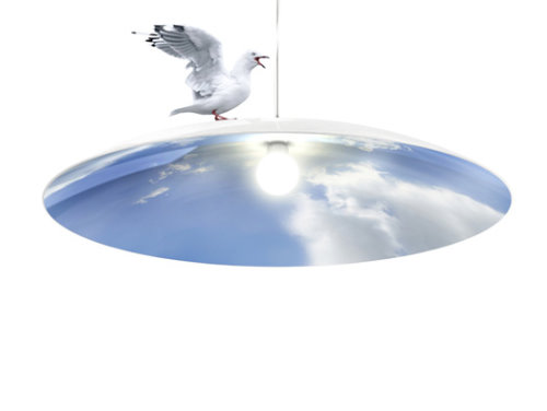 The Skylight Lamp Created by 5.5 Designers