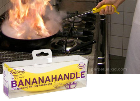 Banana Pan Handle