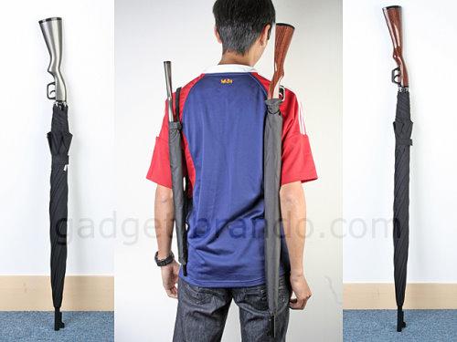Cool Gun Umbrella