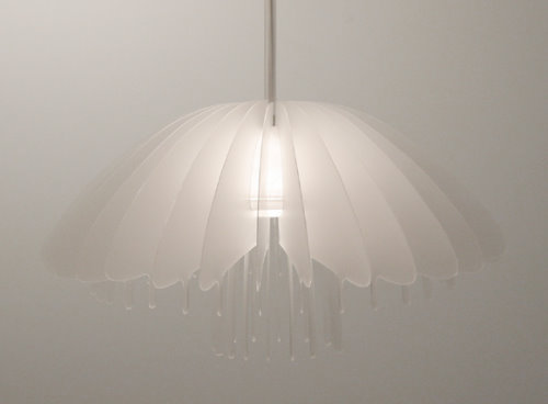 The Jelly Fish Lamp by Erdem Design