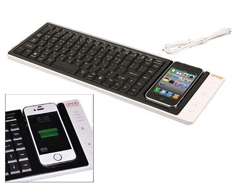 The Wow Keys Keyboard for iPhone 4