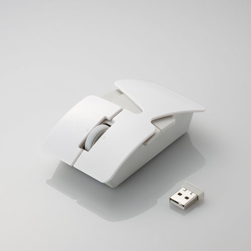 Elecom Kasane Wireless Mouse Designed by Nendo