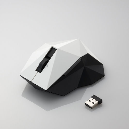 Elecom Orime Wireless Mouse by Nendo
