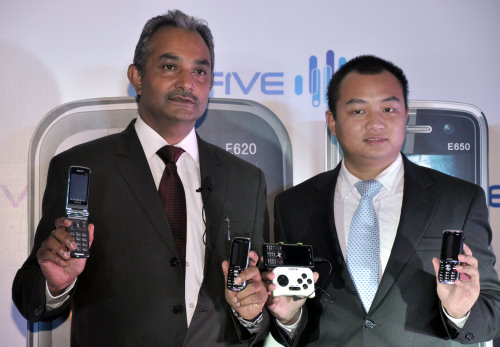 GFIVE Launches GFIVE G20 Gaming Phone